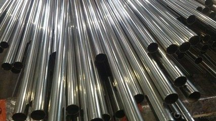 High Carbon Seamless Steel Pipe With High Quality