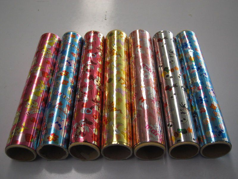 8011 1235 3105 Aluminum Foil Manufactured in Roll