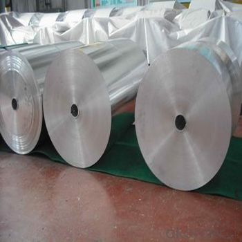 Cable Wrapping Foils Aluminium Foil Thickness