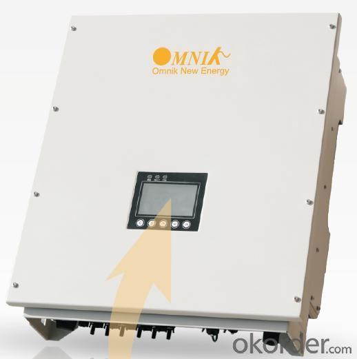 On grid solar inverter Omniksol-13k-TL 3 PHASE