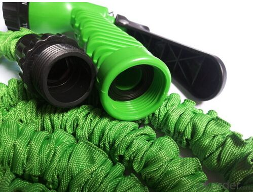 Expandable Fabric  Garden Irriagtion Cars Washing Flexible Water Hoses