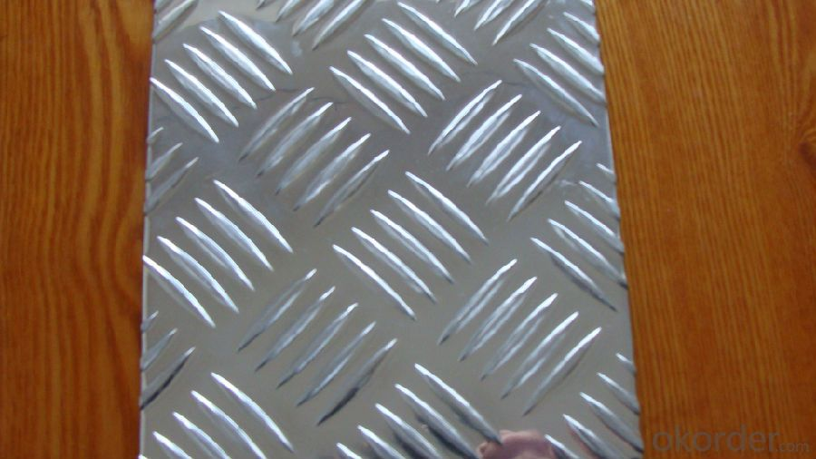 5mm Cost Price Embossed Aluminum Alloy Sheets
