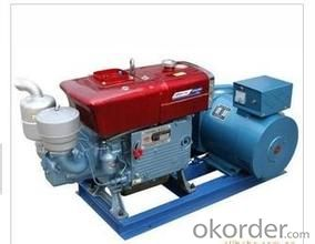 100kw diesel Generator Set with Germany Quality