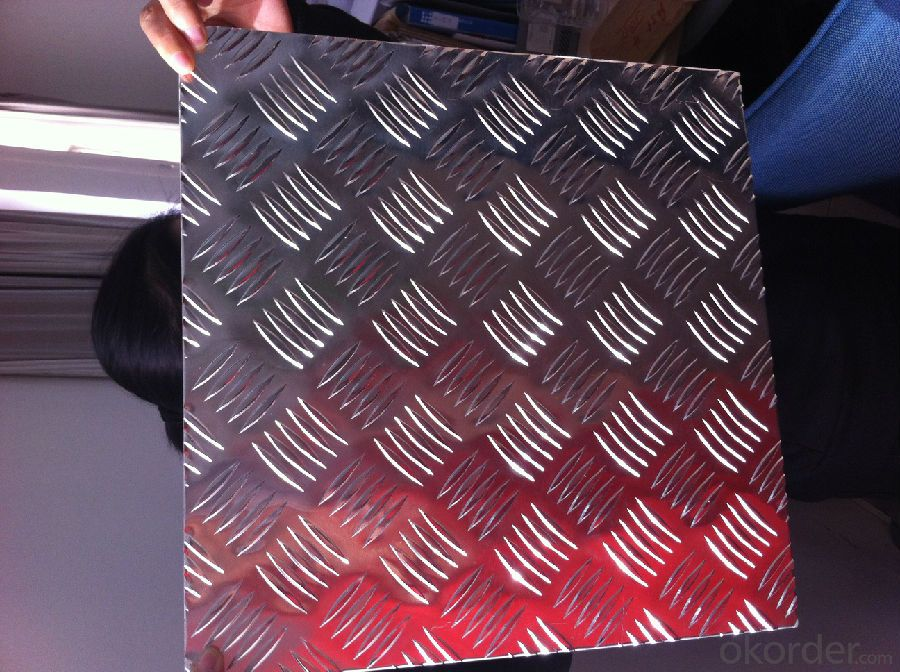 Aluminium Checkered And Mirror Sheet In Our Warehouse With Better Price