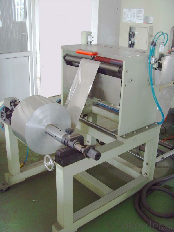 Capsule Blister  Aluminum Foil Container Making Machine