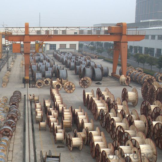 YJLW02, EHV Power Cable, 48/66 kV~127/220 kV, Cu/XLPE/Corrugated AL/PVC (GB/T 11017/IEC 60840)