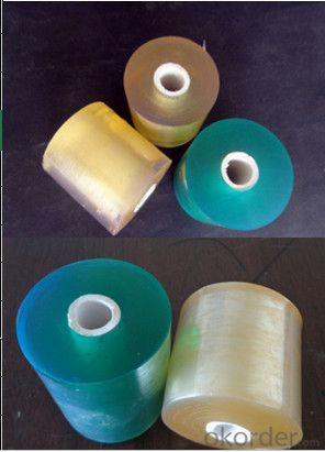 Packing film PVC Stretch Film on sale