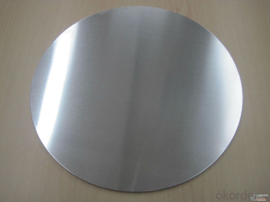 Aluminum Circle Plate for Pot Non-sticky Pans