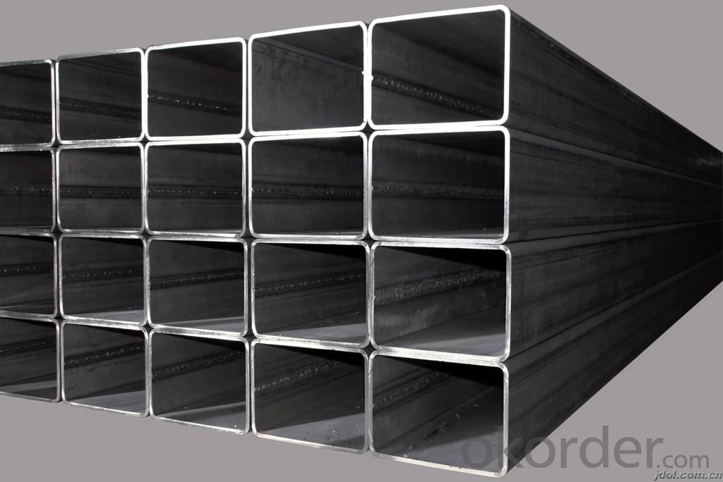 Rectangular Low Carbon Steel Tube Made in China