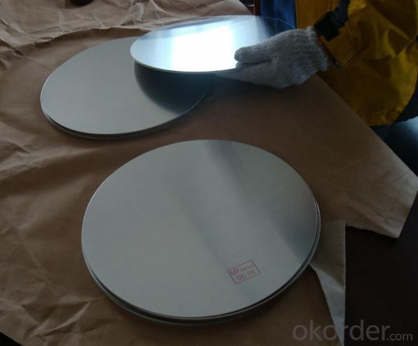 Aluminum Circles Prices for Kitchen Wares Non-sticky Pans
