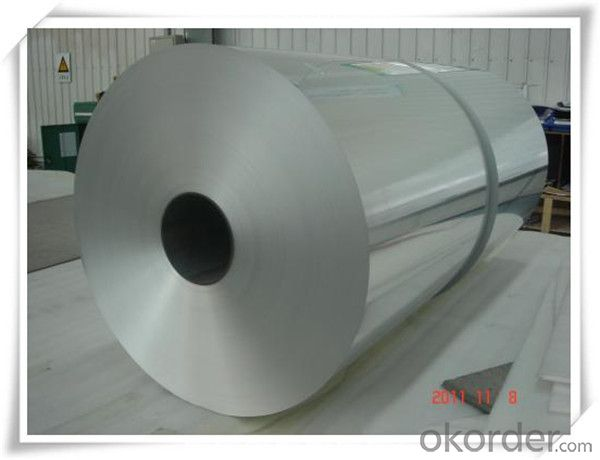 Aluminum Foil Roll China Supplier 8011 1235 Industrial