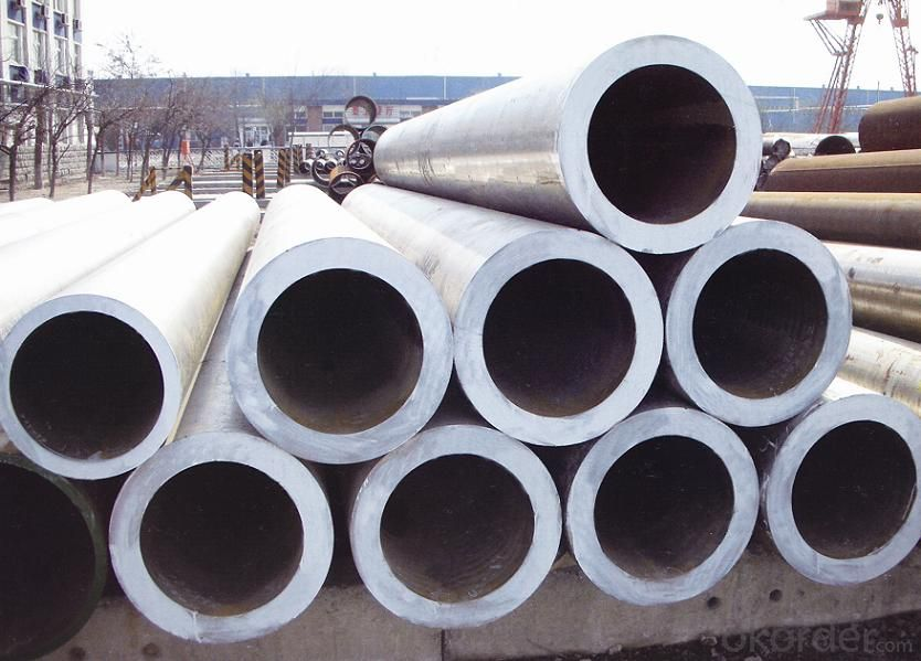 ASTM A106/53 Seamless Hot Rolled Steel Pipe