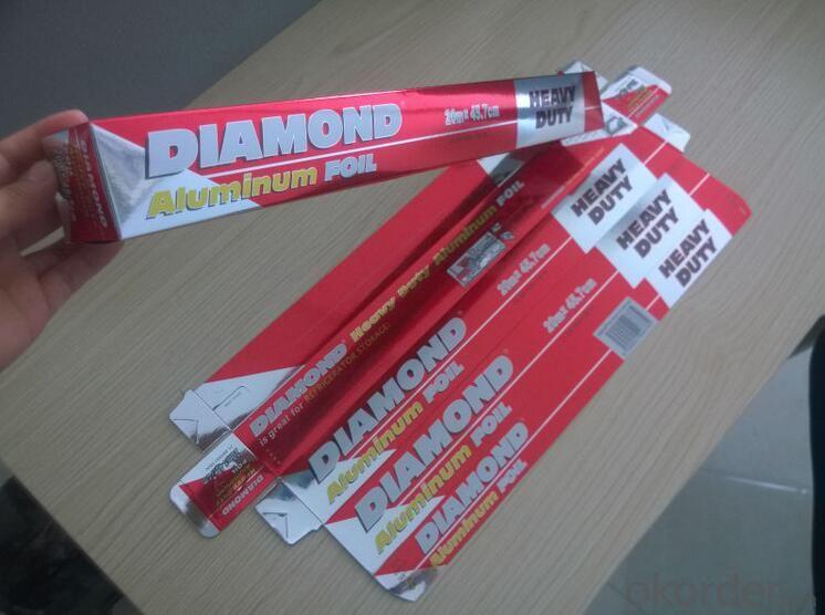 Papel de aluminio del hogar, Película de tapa, Lámina de sellado