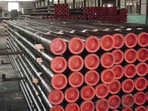 Drill Rod With API SPEC 5DP Made in China