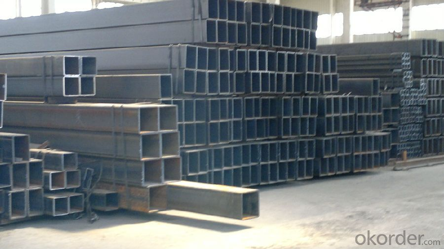 Rectangular Hot Rolled Steel Tube With Good Price