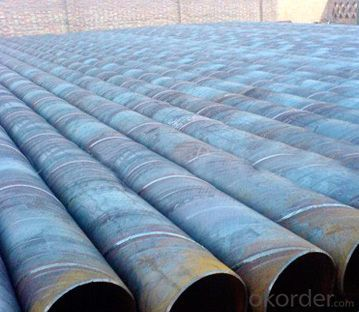 ERW Low Carbon Hot Rolled Steel Pipe With Good Price