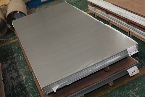 SUS316L No. 1 Finish Stainless Steel Plate