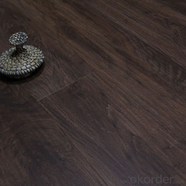 2.5mm Dark Tibetian Larch Antique Wood Texture PVC Floor BBL-911-12