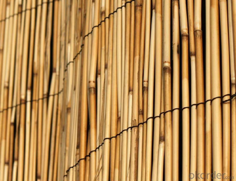 Reed Garden Fencing for Decoration Reed Fence
