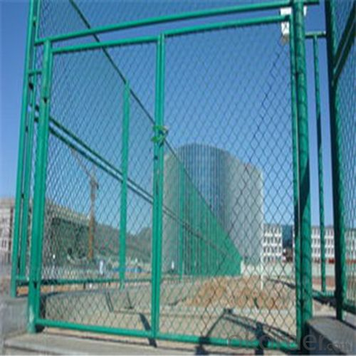High Quality PVC Chain Link Mesh Roll Factory Price Low Price on Sale