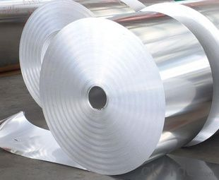 High Peel Water-based Acrylic Aluminum Foil Tape without Line