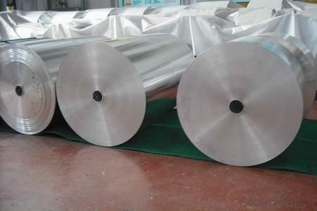 Coated Embossed Aluminium Foil for Polyurethane and Polyisocyanurate