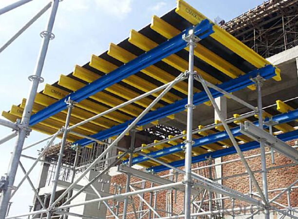 Slab Formwork with Ring-lock Scaffolding System