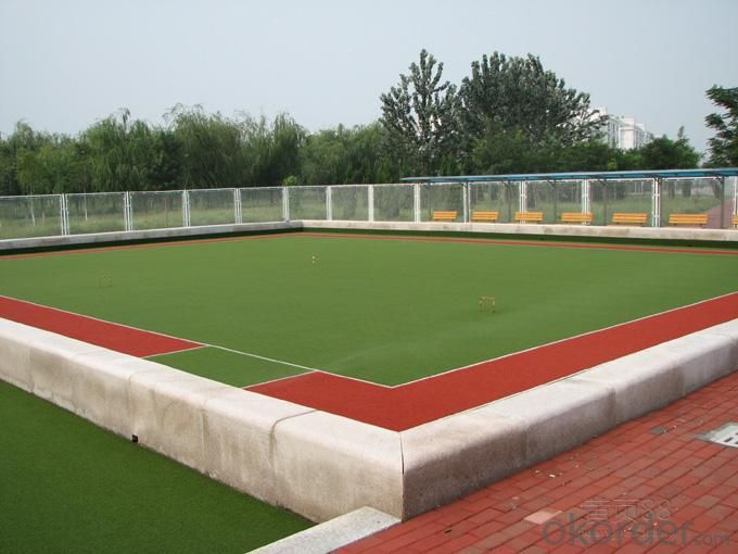 China Football Soccer Artificial Grass Turf  CE Reach