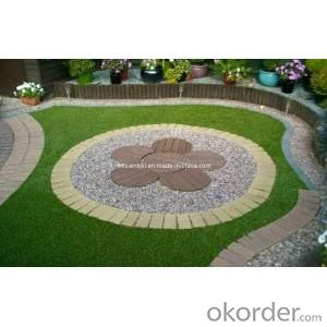 Outdoor Green Landscape Garden Artificial Grass Made in China