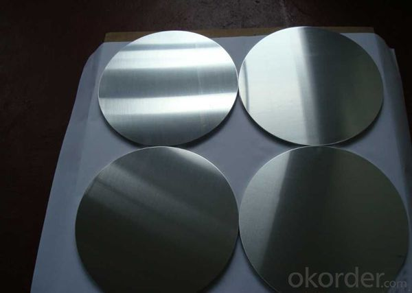 Deep Drawing Cookware Aluminum Circle Sheet for Pans