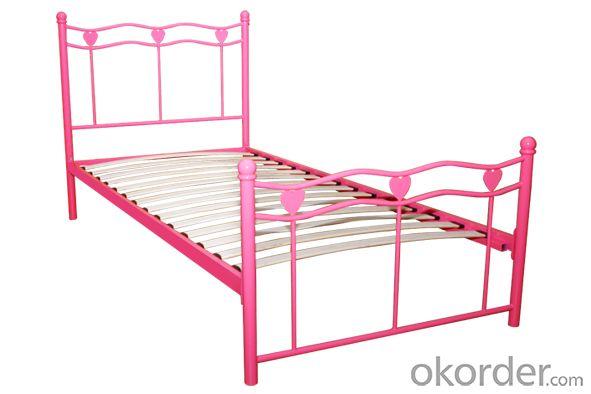 Metal Bed European Style Model CMAX-MB013