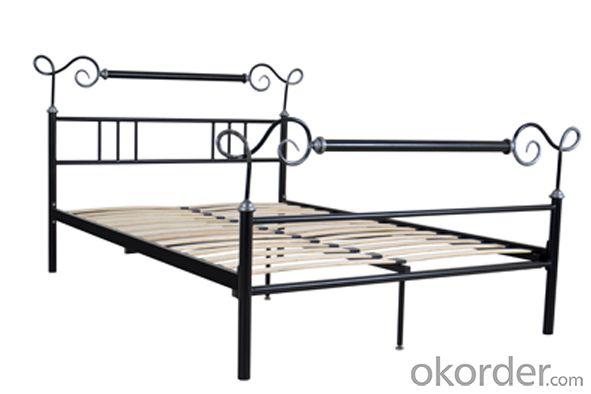 Metal Bed European Style Model CMAX-MB006