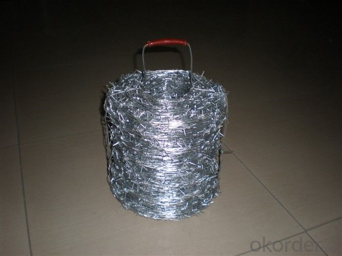 Heavy Zinc Coating Barbed Wire