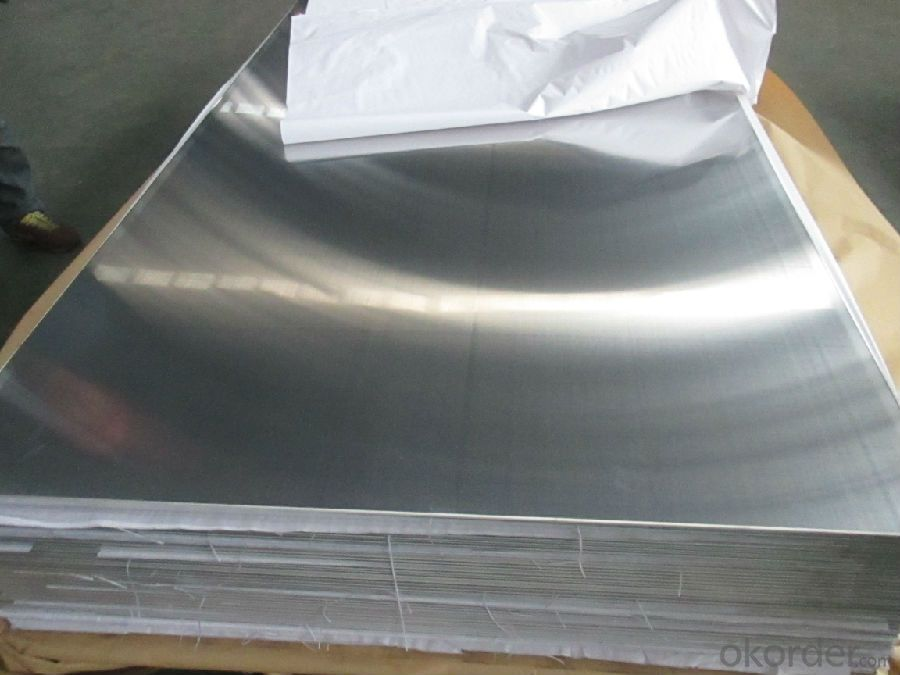 Aluminium Ceckered And Mirror Sheet In Our Warehouse With Better Price