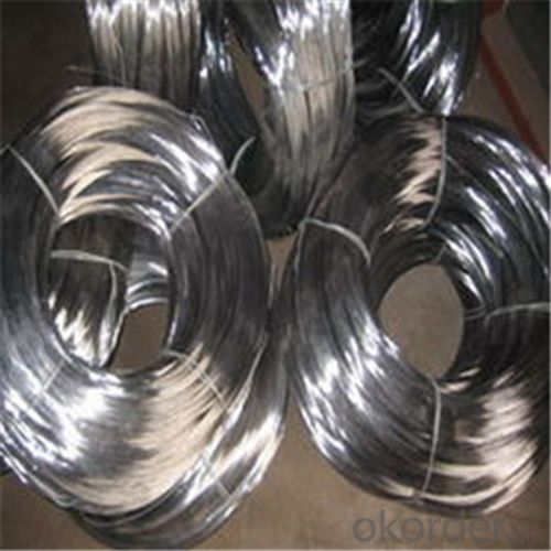 Ground wire Galvanized Steel Wire High Quality Use For Cable Armoring
