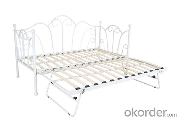Metal Bed European Style Model CMAX-MB011