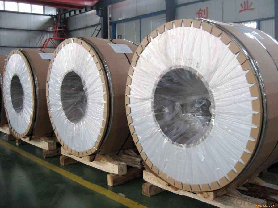 Aluminium Coils for Spinning Circle with Pan