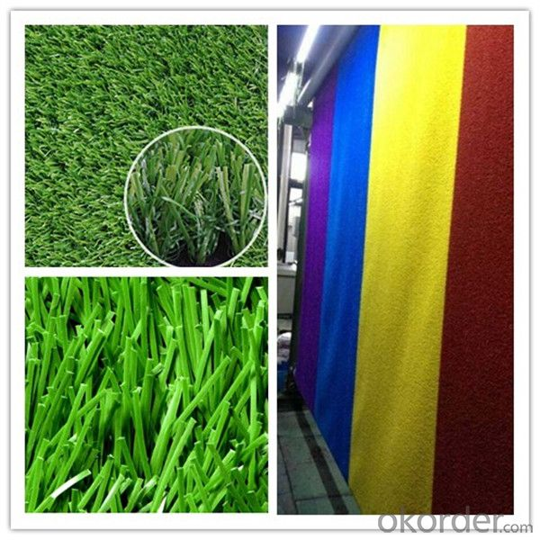 Colorful Artificial Grass for Kids of High Quality in Financial price