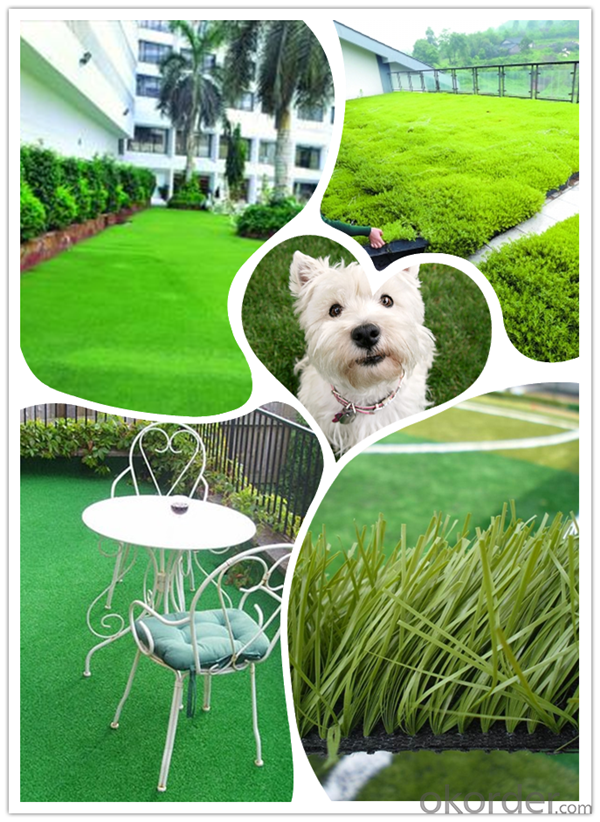 Financial Leisure Landscaping Natural Looking Artificial Grass