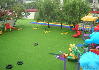 Comfortable School Children Artificial Turf