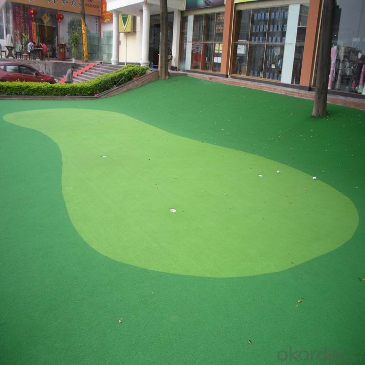 Backyard Mini Golf  Artificial Turf with Higt Quality