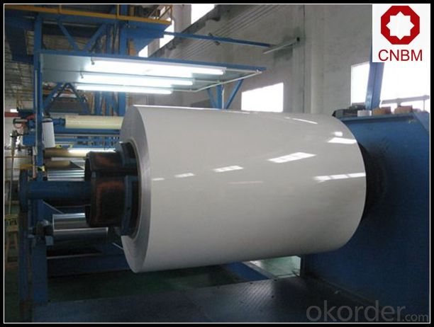 Coated Aluminum Coil for Aluminum composite panel