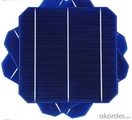 Solar Cells A Grade and B Grade 3BB and 4BB with High Efficiency 17.4%