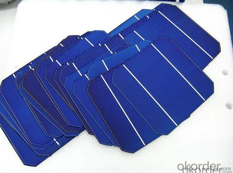 Solar Cells A Grade and B Grade 3BB and 4BB with High Efficiency 18.5%