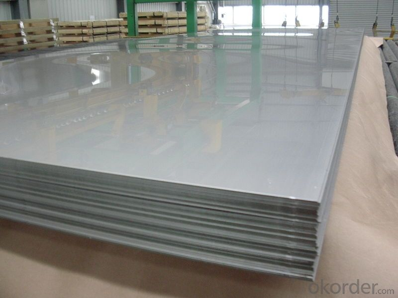 Factory price 304L stainless steel sheet