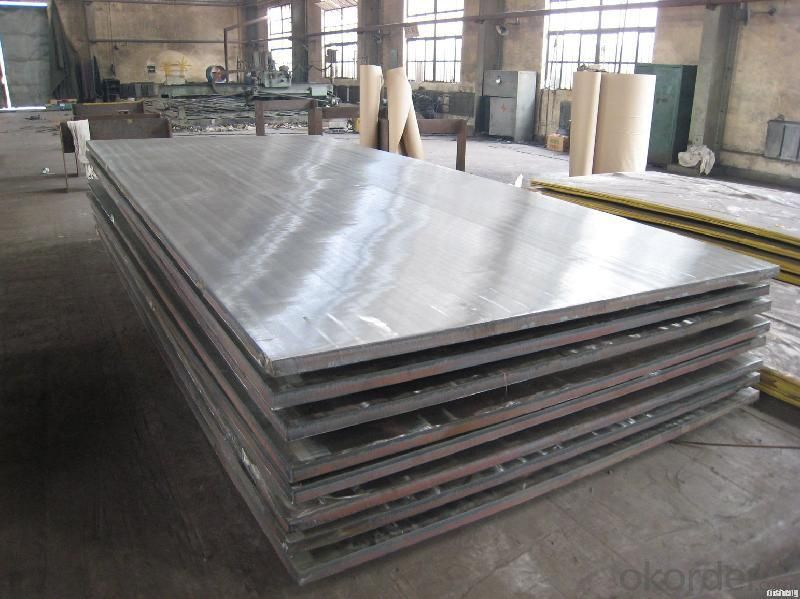 aisi 316L stainless steel sheet with PVC coating
