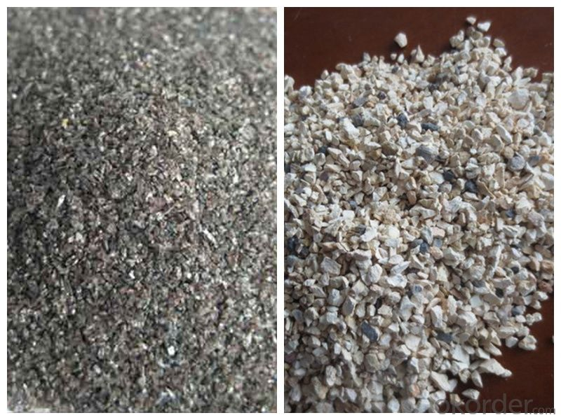 Supplier 85% al2o3 1-3mm Calcined Bauxite with Low Price