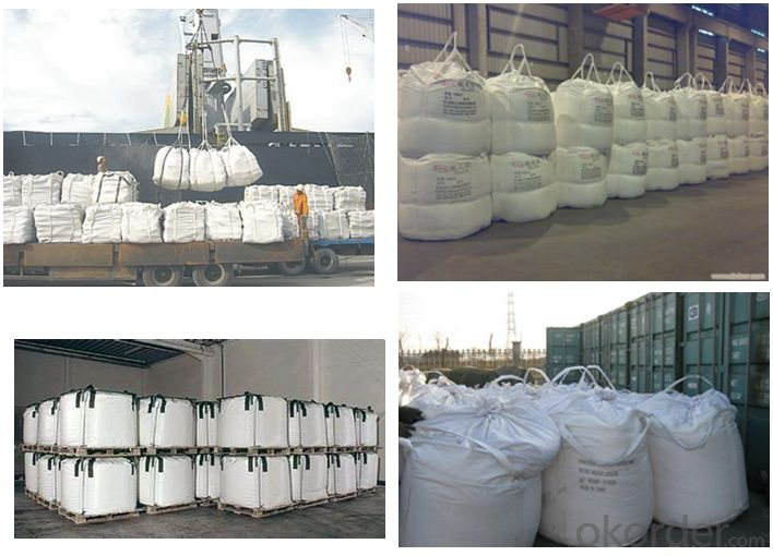 High Alumina Calcined Bauxite Granular for Road Making