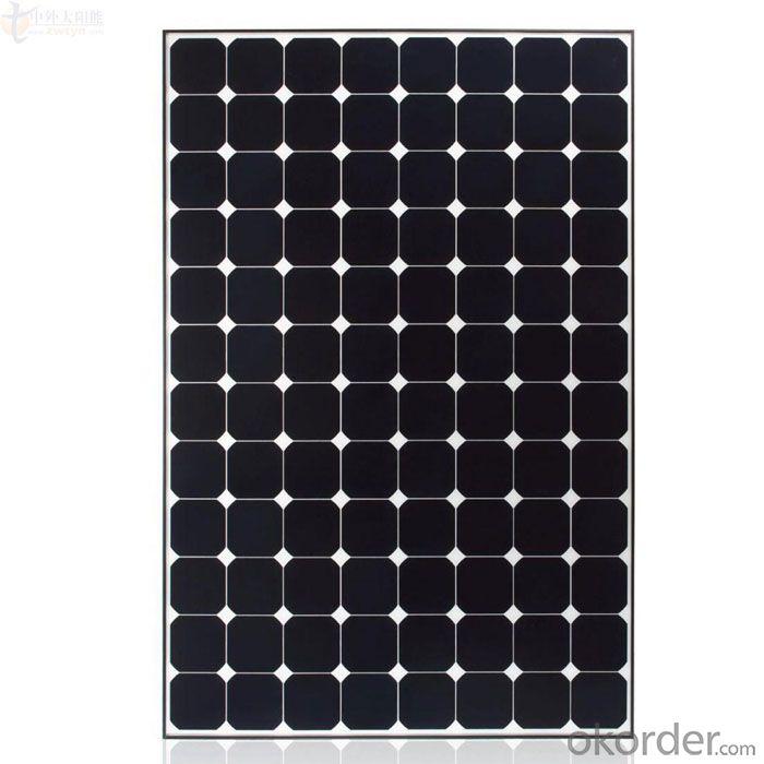 255watt CNBM Solar Polycrystalline Series II (250W—260W)