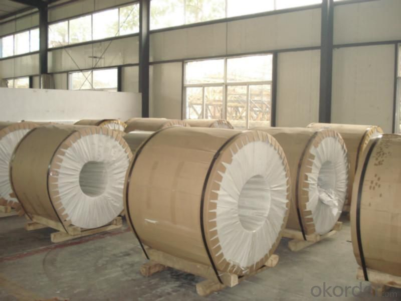 Aluminium Sheet Rolls For Building Material